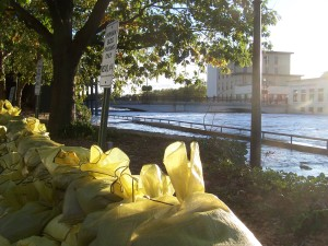 Northfield Flood Sandbags
