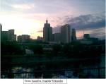 St. Paul Sunset