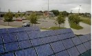 solar panels